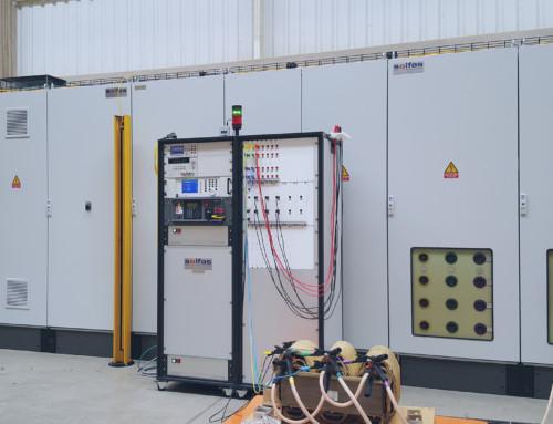 Transformer & Choke Test System TTS1200
