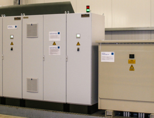 Medium Voltage Transformer Substation Testing