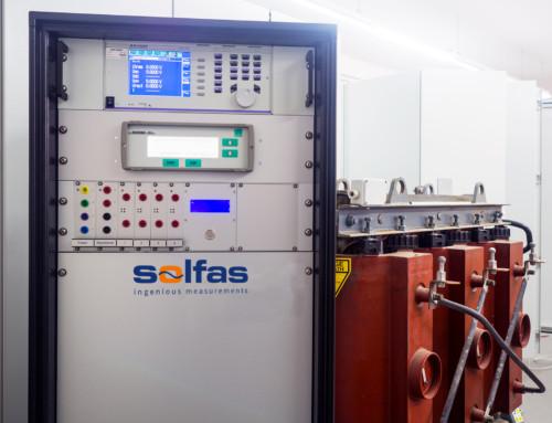 Distribution Transformer Test System TTS1100A