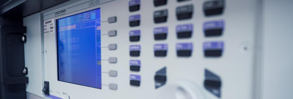 Distribution Transformer Test System TTS1100A – Solfas