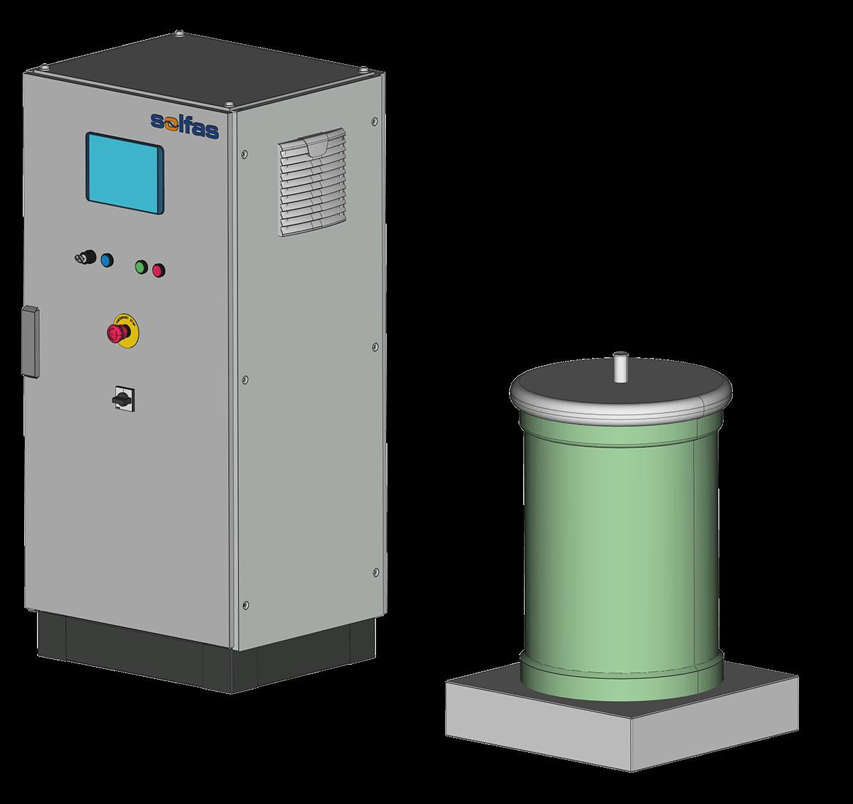 High Voltage Test System GHV3000